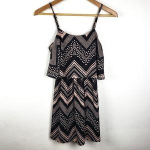 Rue 21 | Polyester Aztec Sleeveless Mini Sundress
